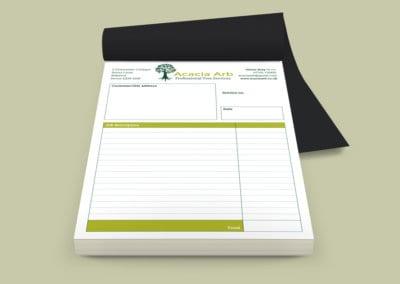 Arcacia Invoices