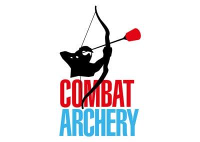 Combat Archery Logo