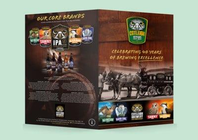 Cotleigh Brewery Brochure