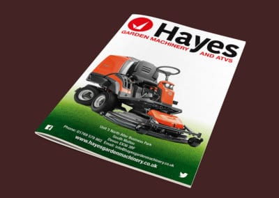 Hayes Catalogue
