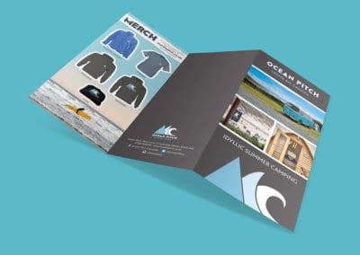 Ocean Pitch Campsite Leaflet