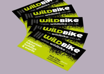 Wildbike Business Cards